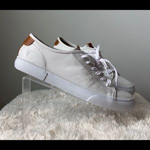 NWOB Frye Gia Low Lace-Up Sneakers